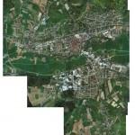 Luftbildaufnahme Hersbruck