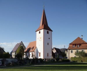 Thomas-Kirche Altensittenbach