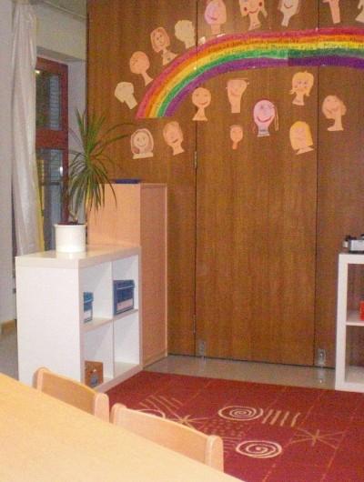 Schulkindzimmer
