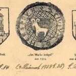 Historische Wappen