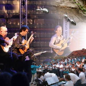 "Culture: International Guitar Festival, Sculpture Trail, Gospel Choir ""Sound of Joy"""