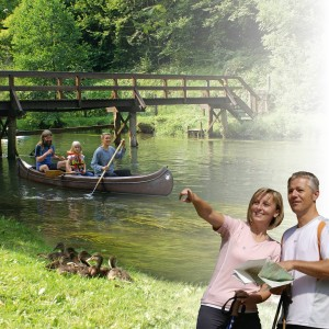 Nature: River Pegnitz, Climbing and more