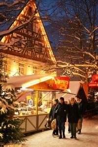 Weihnachtsmarkt Hersbruck