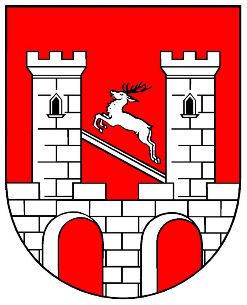 Stadtwappen gross