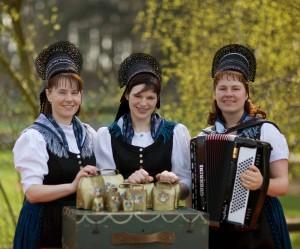 Kuhglocken-Trio
