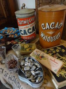 Schokoladen-Verkostung Foto Hirtenmuseum