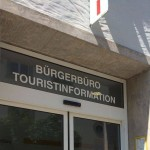 BürgerBüro Eingang