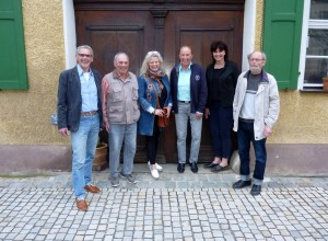 Stadtführer des Tourismusvereins Hersbrucker Schweiz e.V.