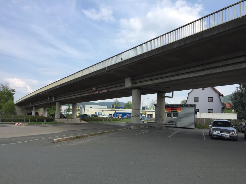 B14 Stelzenbrücke
