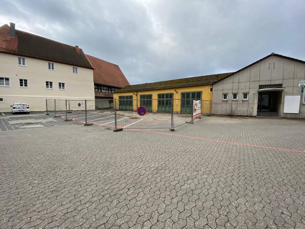 Posthof Parkflächen