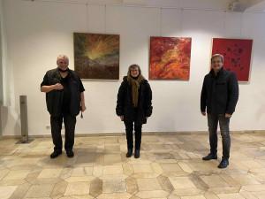 Ausstellung Krines Gruppe